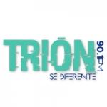 Logo da emissora Radio Trión 90.1 FM