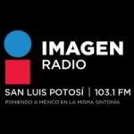 Logo da emissora Radio Imagen 103.1 FM