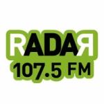 Logo da emissora Radio Radar 107.5 FM