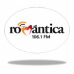 Logo da emissora Radio Romántica 106.1 FM