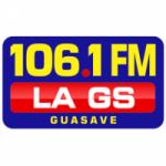 Logo da emissora Radio La GS 106.1 FM