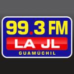 Logo da emissora Radio La JL 99.3 FM