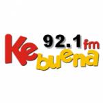 Logo da emissora Radio Ke Buena 92.1 FM
