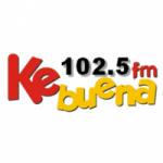 Logo da emissora Radio Ke Buena 102.5 FM