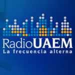 Logo da emissora Radio UAEM 106.1 FM