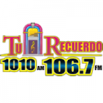 Logo da emissora Radio Tu Recuerdo 106.7 FM