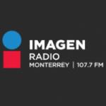 Logo da emissora Radio Imagen 107.7 FM