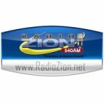 Logo da emissora Radio Zion 540 AM