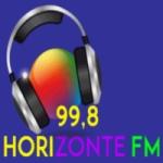 Logo da emissora Rádio Horizonte FM