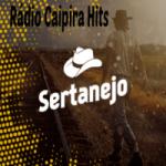 Logo da emissora Rádio Caipira Hits