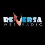 Logo da emissora Reversa