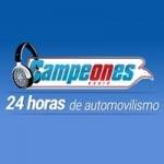 Logo da emissora Campeones Radio