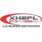 Logo da emissora Radio La Super Estación 91.3 FM 550 AM