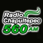 Logo da emissora Radio Chapultepec 560 AM