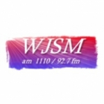 Logo da emissora WJSM 92.7 FM