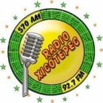 Logo da emissora Radio Xicotepec 570 AM