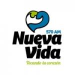 Logo da emissora Radio Nueva Vida 570 AM