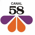 Logo da emissora Canal 58 Radio 580 AM