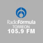 Logo da emissora Radio Fórmula 105.9 FM 740 AM