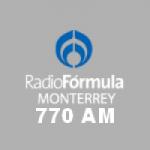 Logo da emissora Radio Fórmula 1ra Cadena 770 AM