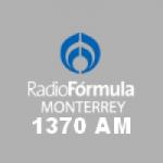 Logo da emissora Radio Fórmula 2da Cadena 1370 AM