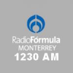 Logo da emissora Radio Fórmula 3ra Cadena 1230 AM