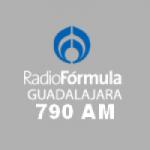 Logo da emissora Radio Fórmula 1ra Cadena 790 AM
