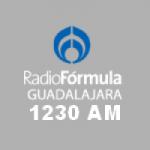 Logo da emissora Radio Fórmula 2da Cadena 1230 AM