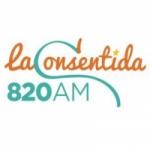 Logo da emissora Radio La Consentida 820 AM