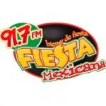 Logo da emissora Radio Fiesta Mexicana 91.7 FM