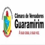Logo da emissora Câmara Municipal de Guaramirim