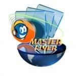 Logo da emissora Máster Flyer