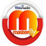 Logo da emissora Máster Fly