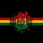 Logo da emissora Rádio Reggae Music