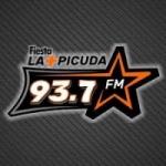 Logo da emissora Radio La Más Picuda 93.7 FM