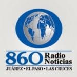 Logo da emissora Radio Noticias 860 AM