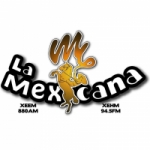 Logo da emissora Radio La M Mexicana 880 AM