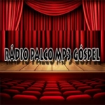 Logo da emissora Rádio Palco MP3 Gospel