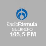 Logo da emissora Radio Fórmula 1ra Cadena 105.5 FM