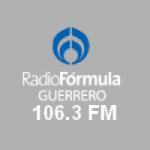 Logo da emissora Radio Fórmula 2da 106.3 FM