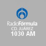 Logo da emissora Radio Fórmula 1030 AM