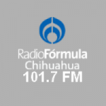 Logo da emissora Radio Fórmula 101.7 FM
