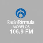 Logo da emissora Radio Fórmula 106.9 FM