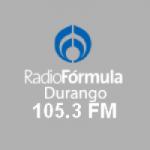 Logo da emissora Radio Fórmula 105.3 FM