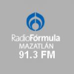 Logo da emissora Radio Fórmula 91.3 FM