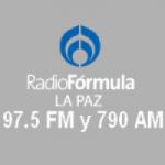 Logo da emissora Radio Fórmula 97.5 FM 790 AM