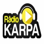 Logo da emissora Rádio Karpa