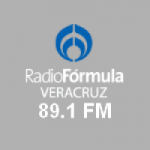 Logo da emissora Radio Fórmula 1ra Cadena 89.1 FM