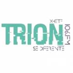 Logo da emissora Radio Fórmula Trion 106.1 FM