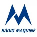 Logo da emissora Rádio Maquiné